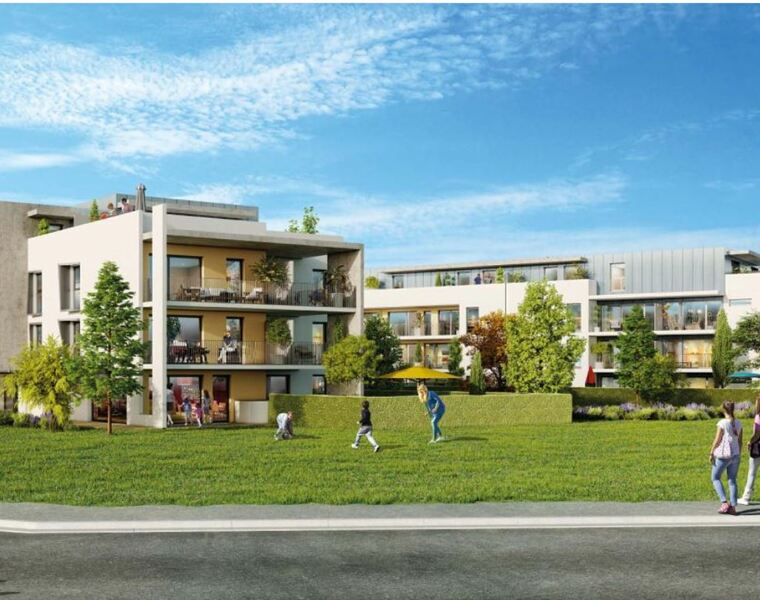 Sale Apartment 80m² Coublevie (38500) - photo