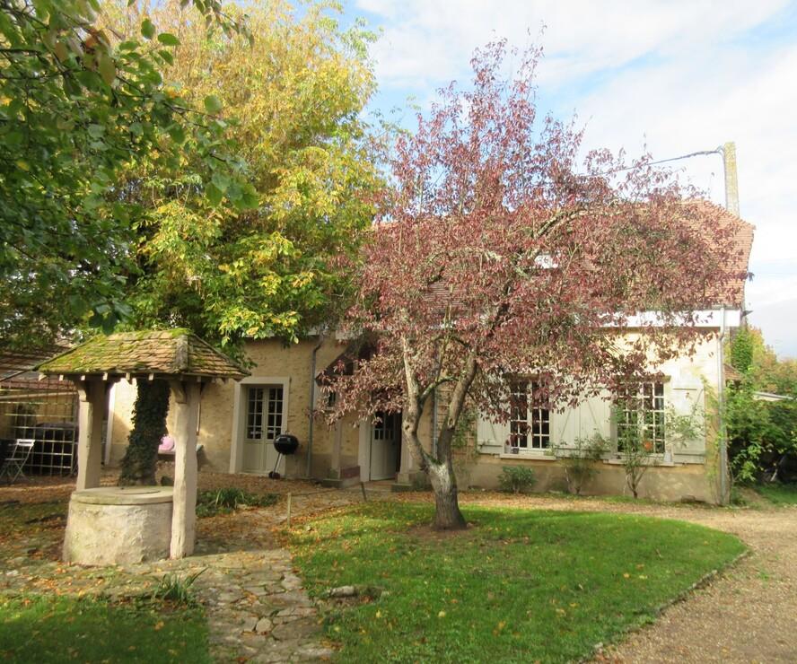 Location Maison 4 pièces 146m² Ménilles (27120) - photo
