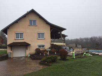 Vente Maison 7 pièces 177m² secteur Moffans - Photo 1
