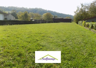 Vente Terrain 2 098m² Champagneux (73240) - Photo 1