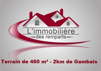 Vente Terrain 460m² Gambais (78950) - Photo 1
