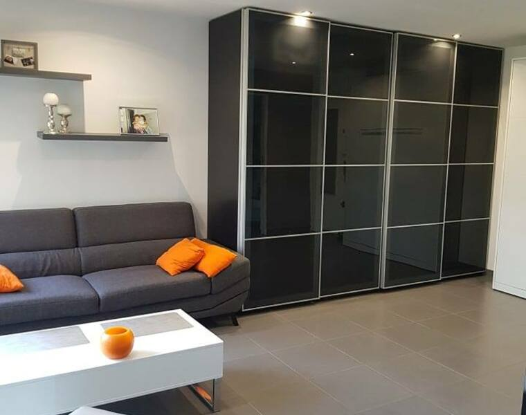 Vente Appartement 1 pièce 28m² Meylan (38240) - photo
