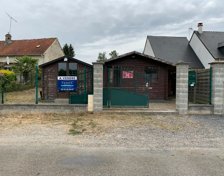 Vente Maison 2 pièces 27m² Bichancourt (02300) - photo