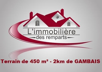 Vente Terrain 450m² Gambais (78950) - Photo 1