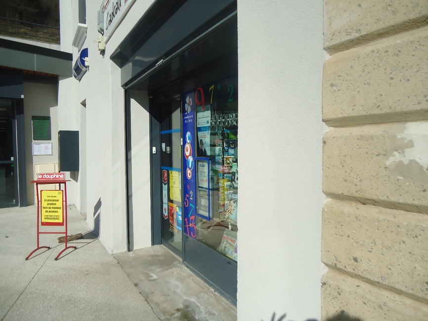 Vente fonds de commerce grenoble 38000 269640 for Vente fond de commerce garage automobile