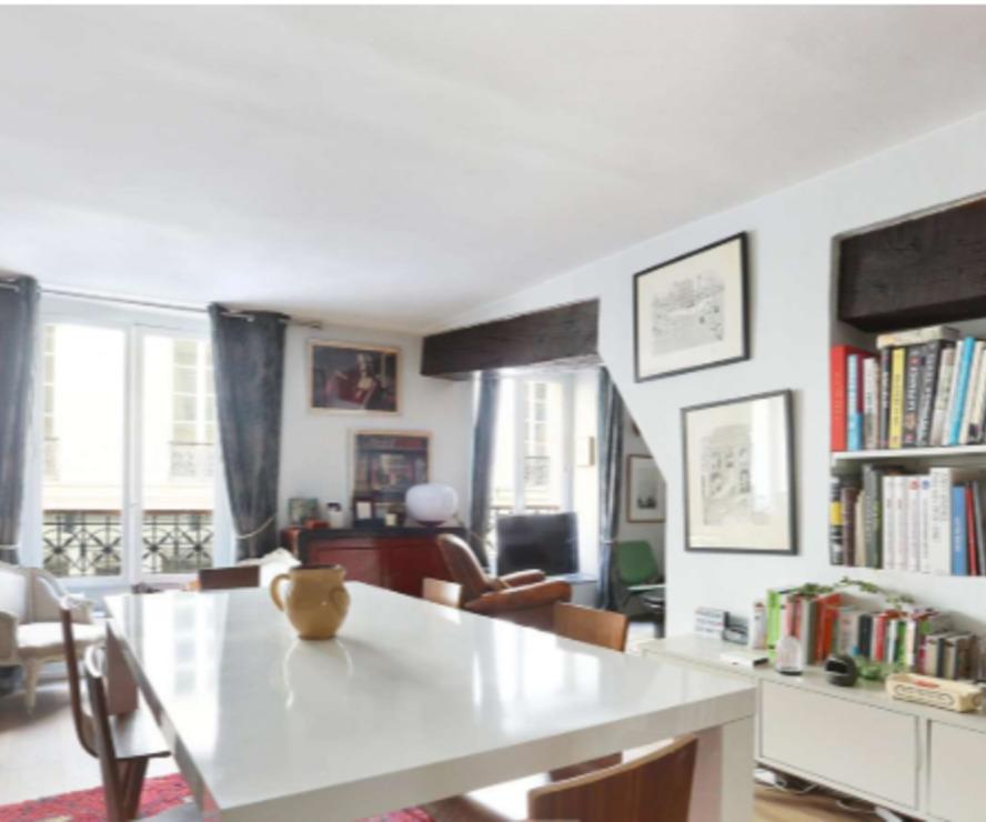 Vente Appartement 3 pièces 64m² Paris 07 (75007) - photo