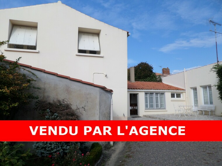 Vente Maison 5 pièces 108m² Olonne-sur-Mer (85340) - photo