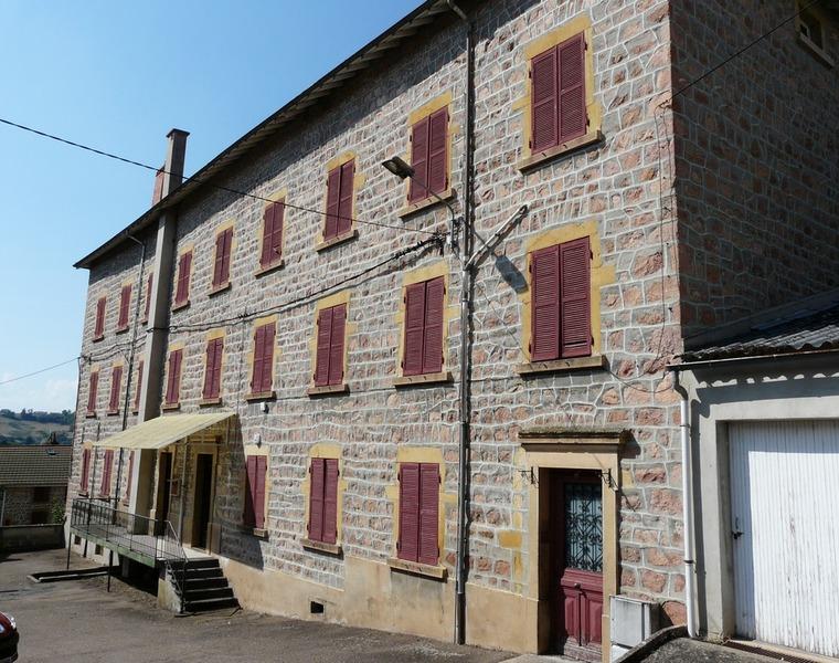 Vente Immeuble 300m² Cours-la-Ville (69470) - photo