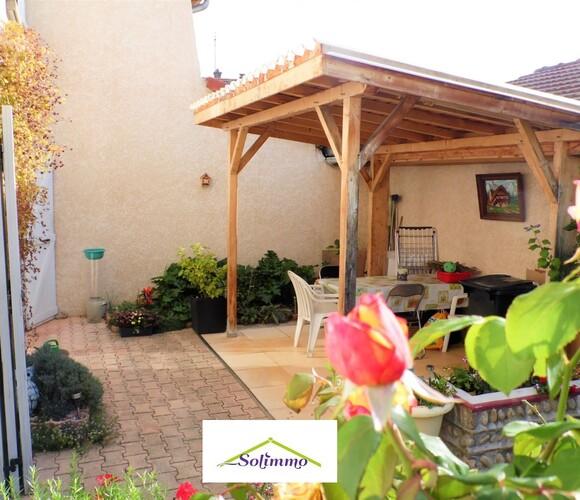 Vente Maison 85m² Le Grand-Lemps (38690) - photo