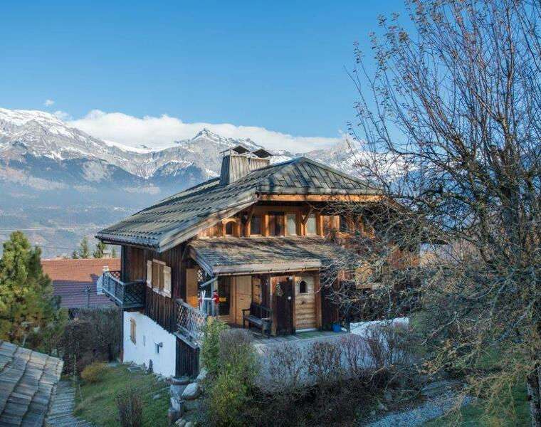 Sale House 8 rooms 185m² Saint-Gervais-les-Bains (74170) - photo