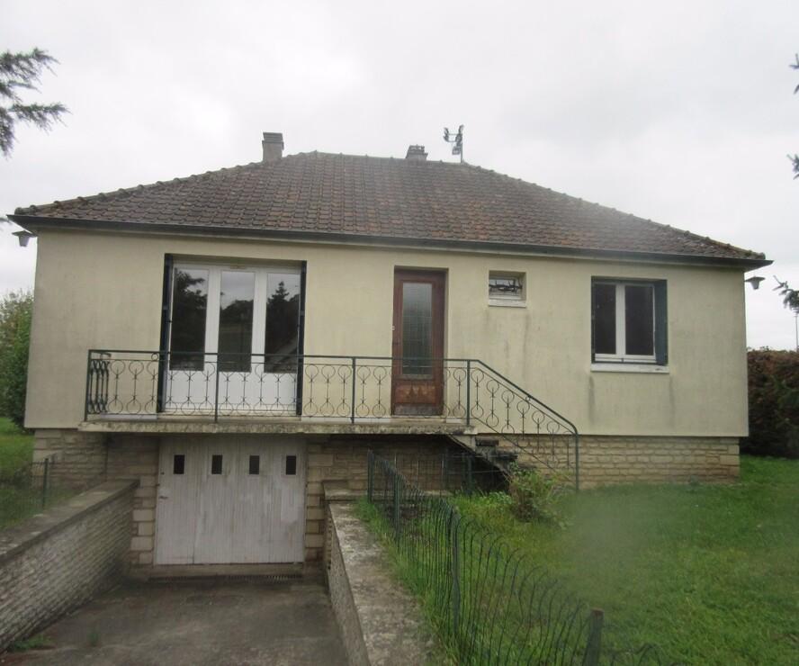 Location Maison 3 pièces 64m² Ménilles (27120) - photo