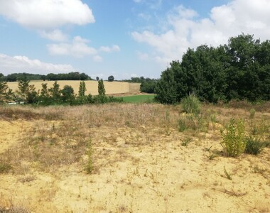 Vente Terrain 3 300m² 10MN LOMBEZ - photo