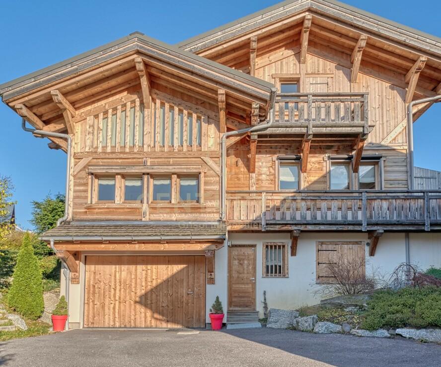Sale House 5 rooms 148m² Combloux (74920) - photo