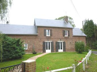 Vente Maison 5 pièces 110m² 4 km BACQUEVILLE en CAUX - Photo 1