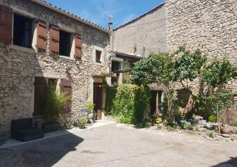 Vente Maison 11 pièces 230m² Saint-Marcel-lès-Sauzet (26740) - photo