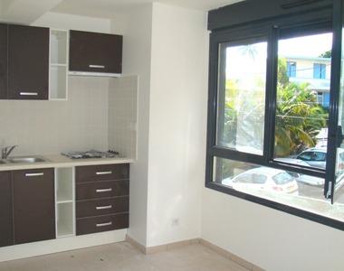Vente Appartement 1 pièce 25m² Saint-Denis (97400) - photo