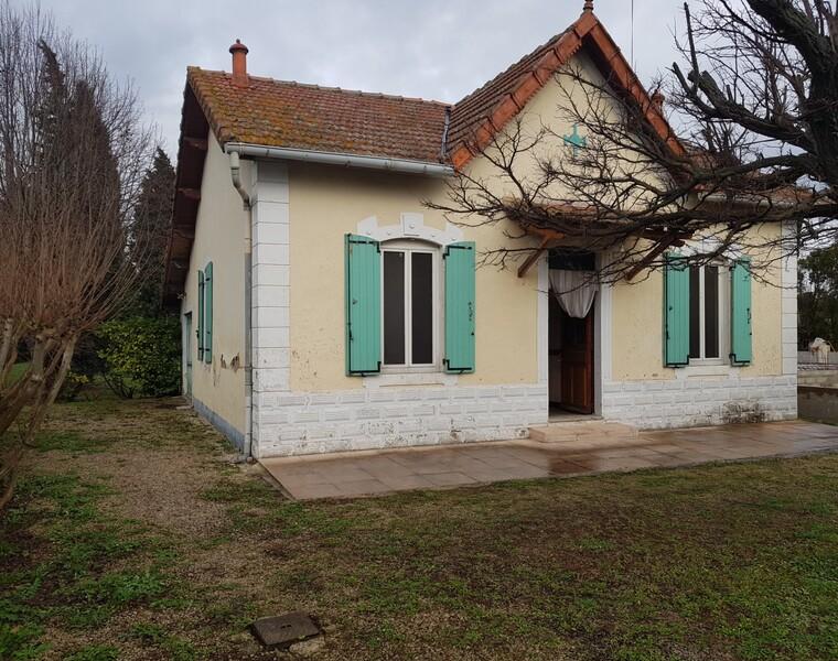 Vente Maison 3 pièces 68m² Plan-d'Orgon (13750) - photo