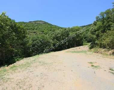 Vente Terrain 2 000m² Saint-Georges-les-Bains (07800) - photo