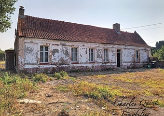 Sale House 5 rooms 75m² Campagne-lès-Hesdin (62870) - photo