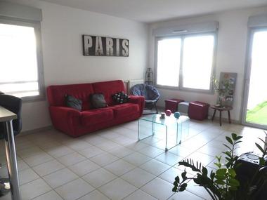 Location Appartement 3 pièces 62m² Vaulx-en-Velin (69120) - photo