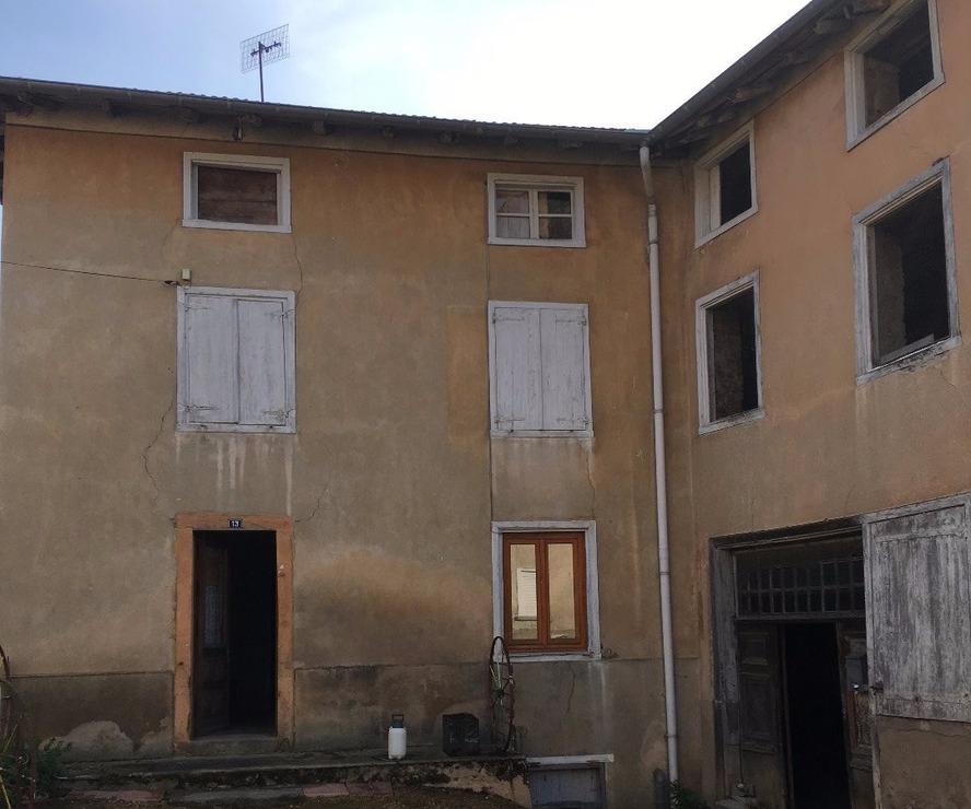Vente Maison 4 pièces 80m² Cublize (69550) - photo