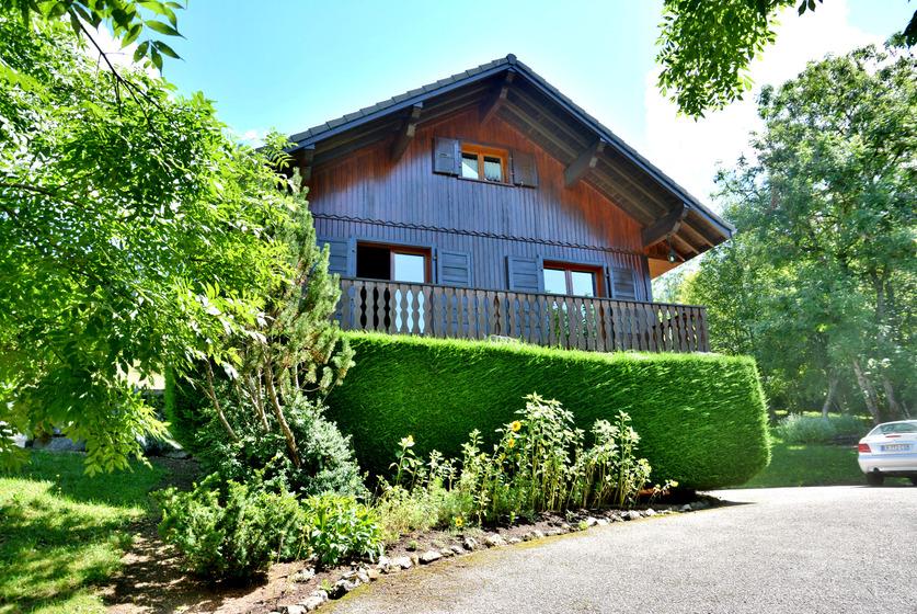 Vente Maison 4 pièces 100m² Habère-Poche (74420) - photo