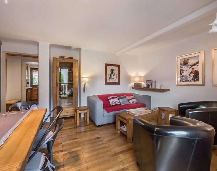 Vente Appartement 5 pièces 87m² Megève (74120) - photo