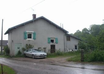 Vente Maison 3 pièces 86m² AILLEVILLERS ET LYAUMONT - photo