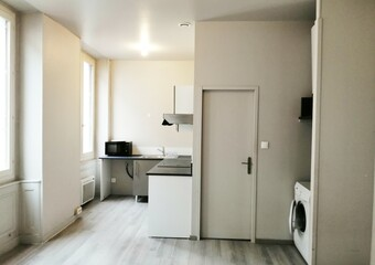 Location Appartement 1 pièce 30m² Saint-Étienne (42000) - Photo 1