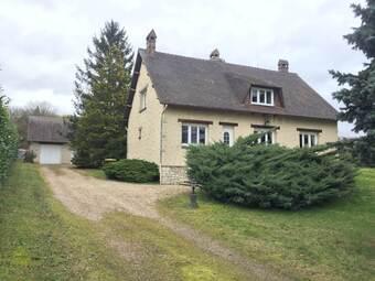 Vente Maison 8 pièces 189m² Berchères-sur-Vesgre (28260) - photo