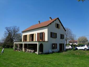 Vente Maison 5 pièces 130m² La Bâtie-Divisin (38490) - photo