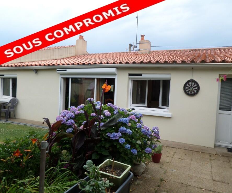 Vente Maison 4 pièces 101m² Olonne-sur-Mer (85340) - photo