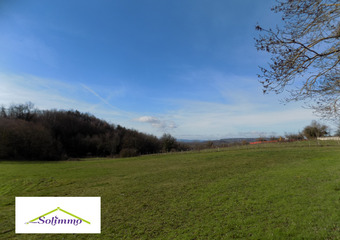 Vente Terrain 952m² Soleymieu (38460) - Photo 1