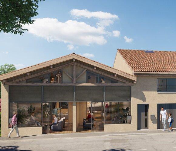 Vente Maison 3 pièces 64m² Toulouse (31500) - photo