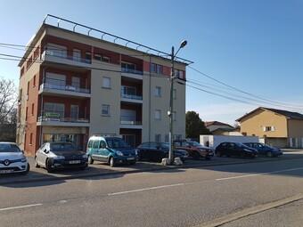Location Appartement 2 pièces 37m² La Côte-Saint-André (38260) - photo