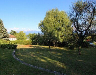 Vente Terrain 1 289m² Claix (38640) - photo