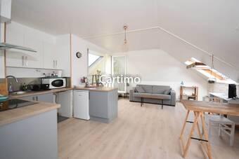 Vente Appartement 1 pièce 31m² Cabourg (14390) - photo
