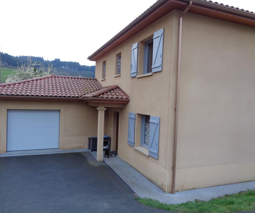 Vente Maison 7 pièces 145m² Cours-la-Ville (69470) - photo