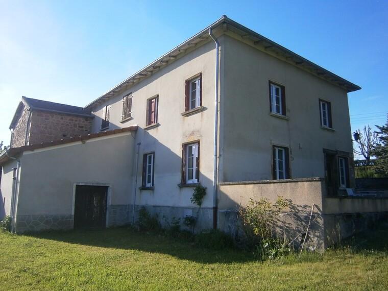 Vente Maison 6 pièces 100m² Coublanc (71170) - photo