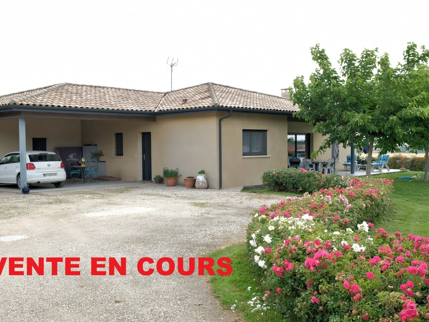 Sale House 5 rooms 130m² Gimont (32200) - photo