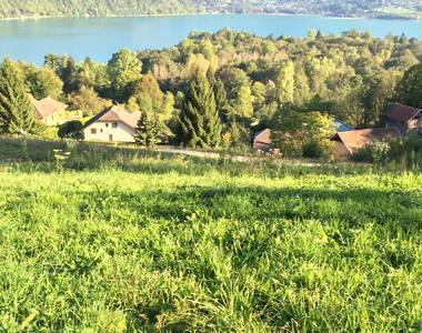 Vente Terrain 1 370m² Novalaise (73470) - photo