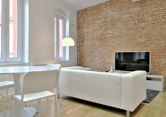 Vente Appartement 2 pièces 37m² Toulouse (31000) - Photo 1