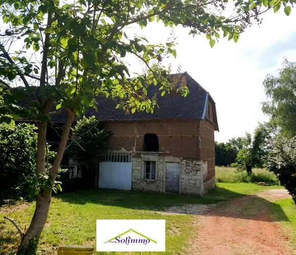 Vente Maison 140m² Morestel (38510) - photo