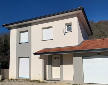 Vente Maison 6 pièces 90m² Saint-Barthélemy (38270) - photo