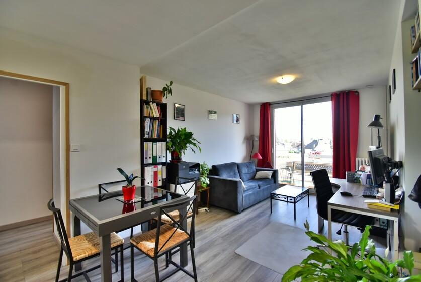 Vente Appartement 3 pièces 55m² Ambilly (74100) - photo