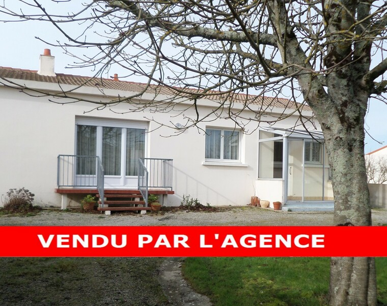 Vente Maison 4 pièces 106m² Saint-Mathurin (85150) - photo