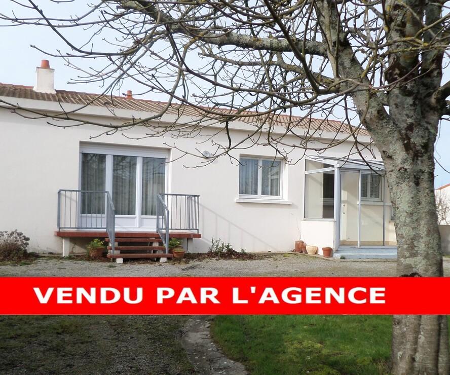Vente Maison 4 pièces 106m² Saint-Mathurin (85150) - photo