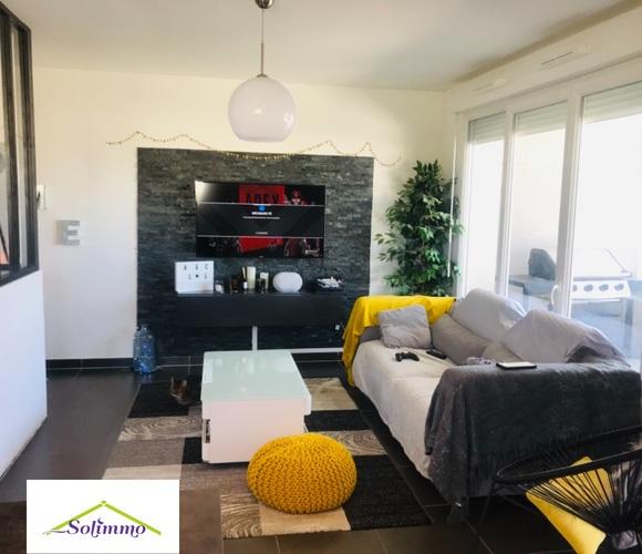 Vente Appartement 3 pièces 63m² Bourgoin-Jallieu (38300) - photo