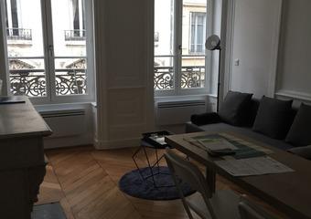 Location Appartement 1 pièce 23m² Lyon 06 (69006) - photo