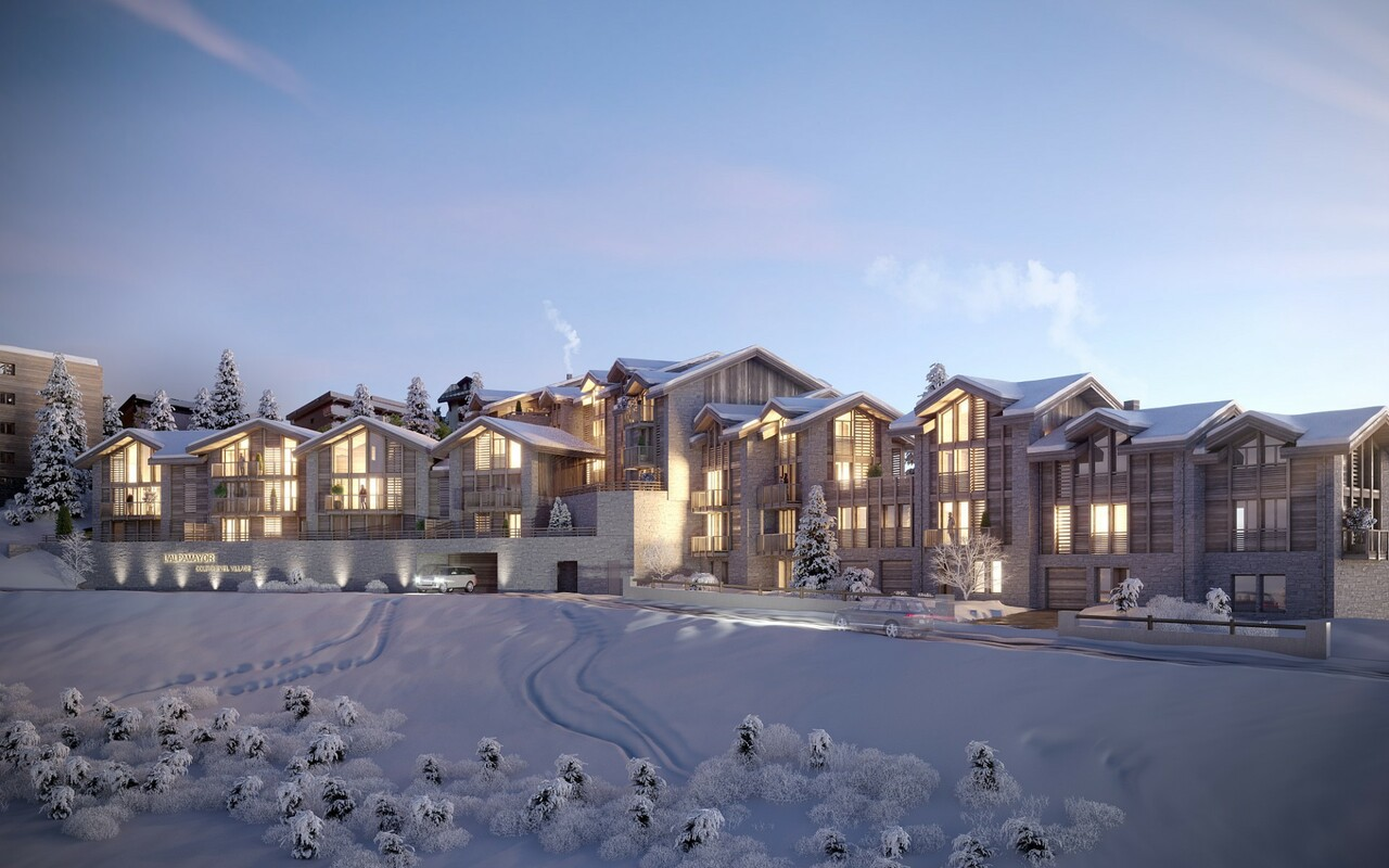 BRAND NEW PRESTIGE APARTMENT Chalet in Courchevel